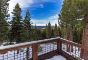 Views of the Sierra Crest and Martis Valley   Northstar Luxury Home