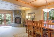 2715 Cedar Lane  Dining & Living Room
