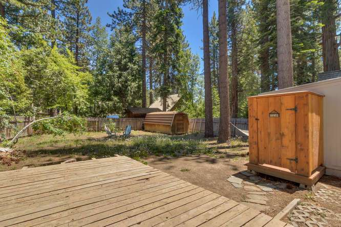 275 Bristlecone St | Tahoe City Cabin