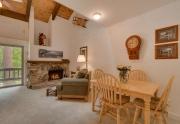 Condo For Sale Lake Tahoe | 2755 N Lake Blvd Tahoe - Living Room