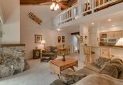 Lake Tahoe Condo For Sale | 2755 N Lake Blvd - Living Room