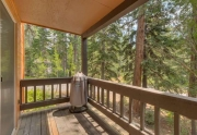 Tahoe Condo For Sale | 2755 N Lake Blvd - Patio