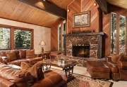 Old Tahoe Living Room | Tahoe City Real Estate