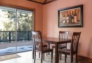Breakfast Nook | Tahoe City Homes For Sale