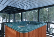 Hot Tub | Tahoe City Homes For Sale