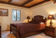 Guest Bedroom | Tahoe Real Estate