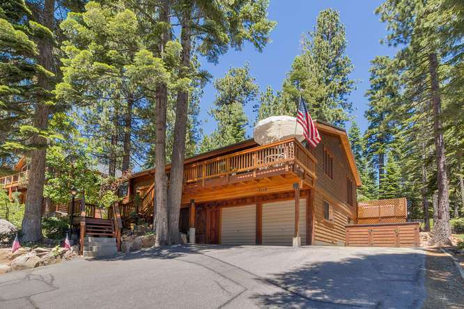 Tahoe City Property For Sale   3119 Polaris Rd Tahoe City CA