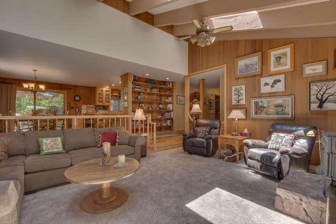 Lake Tahoe Home For Sale   3119 Polaris Rd Tahoe City CA