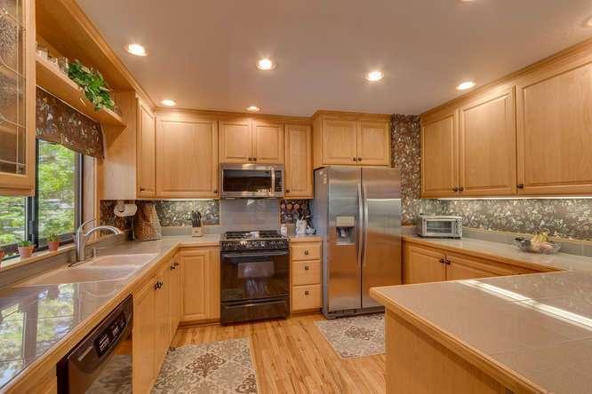 North Lake Tahoe Property For Sale | 3119 Polaris Rd Tahoe City CA