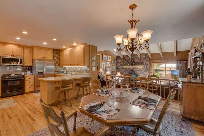 Tahoe City Home For Sale | 3119 Polaris Rd Tahoe City CA