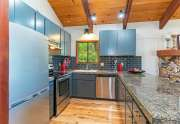 Tahoe City  Real Estate | 3145 Meadowbrook Dr | Kitchen