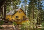 Classic Lake Tahoe Cabin