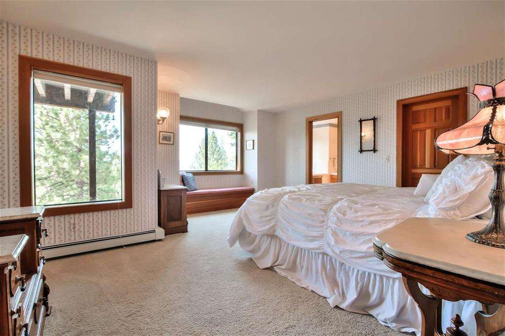 Luxury Tahoe Real Estate | 3324 Dardanelles Ave | Bedroom