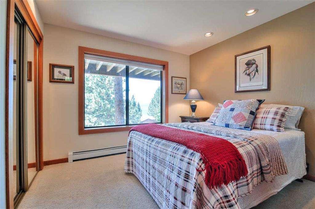 North Lake Tahoe Real Estate | 3324 Dardanelles Ave | Bedroom