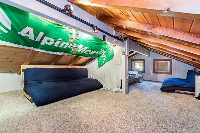 Interior view of 350 Pioneer Way | Tahoe City chalet