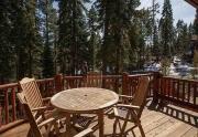 Expansive Lake Tahoe Deck
