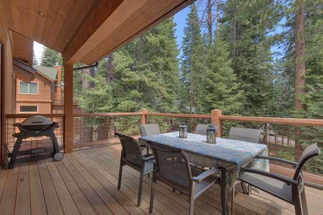 Lake Tahoe Luxury Real Estate | 4516 Muletail Dr Carnelian Bay-Deck