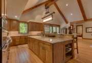 Lake Tahoe Luxury Home For Sale | 4516 Muletail Dr Carnelian Bay-Kitchen