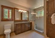 Lake Tahoe Luxury Home For Sale | 4516 Muletail Dr Carnelian Bay-Jr Master Bath