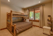 Carnelian Bay Real Estate | 4516 Muletail Dr-Bunk Room
