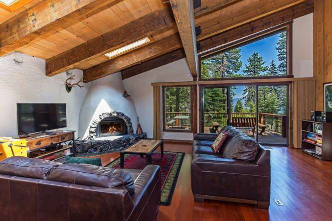 Tahoe City Chalet