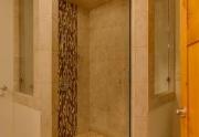 Luxury Tahoe City Home   Master Bathroom Shower