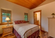 Tahoe City Luxury Home   Bedroom 3