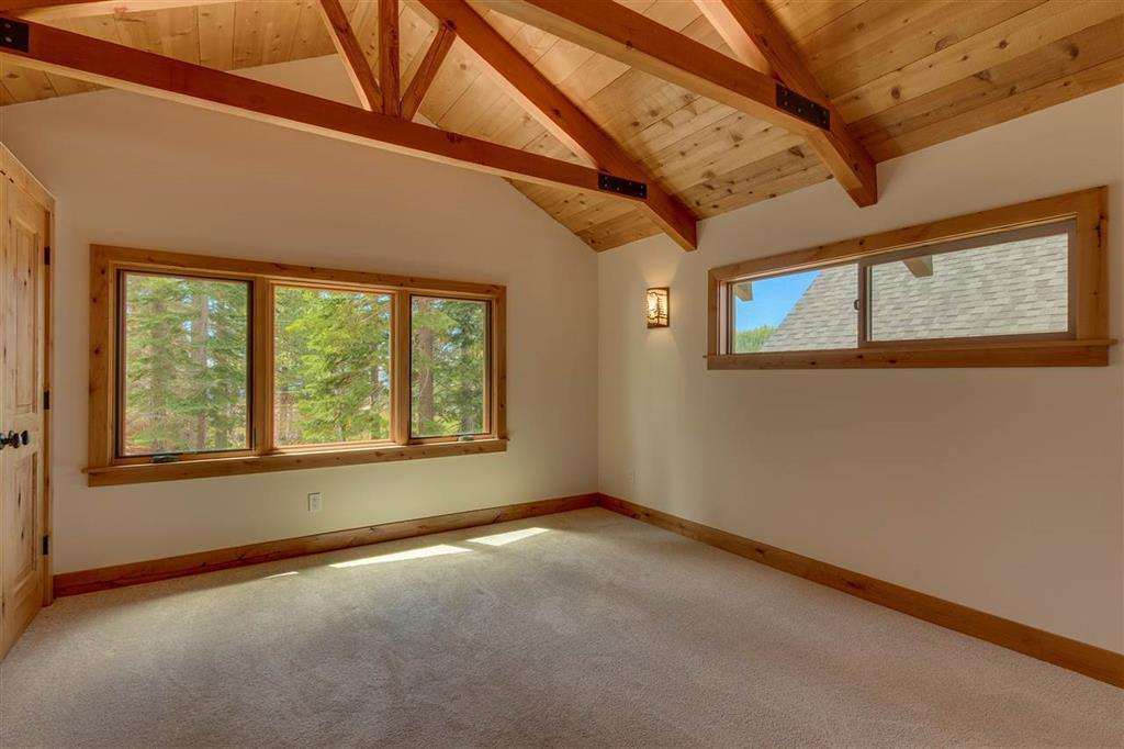 Carnelian Bay Lake Tahoe  | 5219 Turquoise Ave | Bedroom