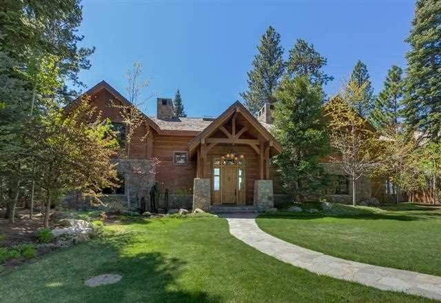 5340 north lake blvd lake tahoe luxury homes for Lake tahoe home builders