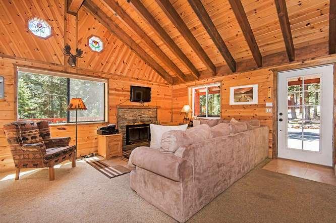Cedar Flat Cabin