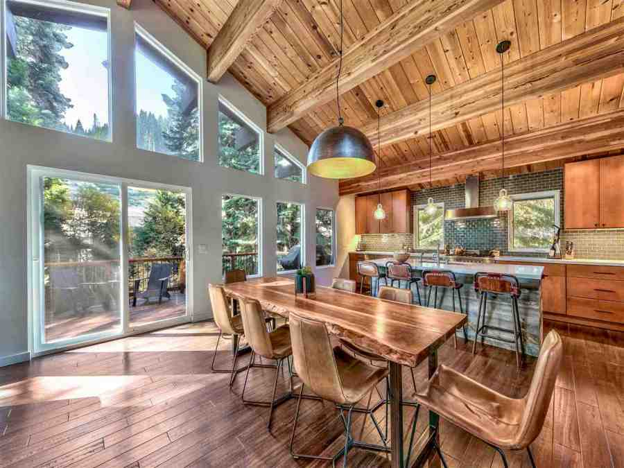 Designer Ski Cabin | West Shore Lake Tahoe