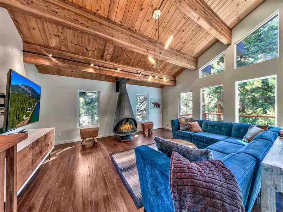 Remodeled Mountain Home | Lake Tahoe, CA