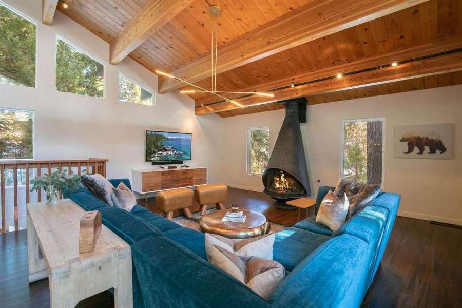 Mountain Living in Homewood, CA