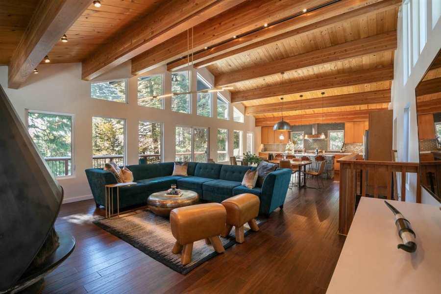 Modern Mountain Luxury Home | Lake Tahoe