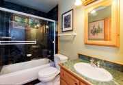 Guest Bathroom | Agate Bay Real Estate