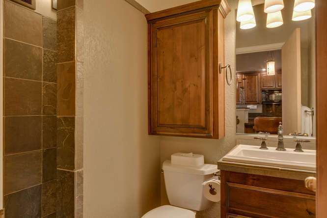 Northstar Condo | 6018 Mill Camp Truckee CA | Bathroom