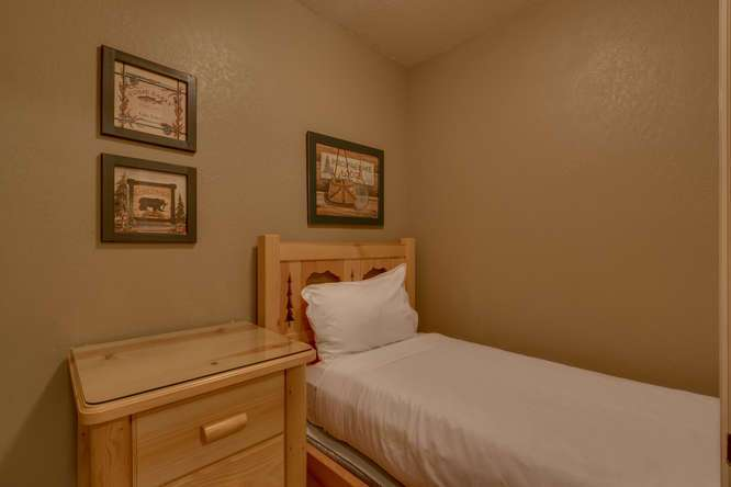 Northstar Real Estate | 6018 Mill Camp Truckee CA | Bedroom