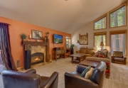 Homewood Luxury Real Estate | 6070 Quail Creek Rd | Living Room