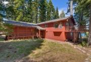 Lake Tahoe Home for Sale | 6070 Quail Creek Road | Outside view