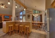 Lake Tahoe Real Estate | 6070 Quail Creek Road | Kitchen