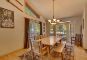 McKinney Shores Home for Sale | 6070 Quail Creek Road | Dining Room