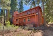 Lake Tahoe Home for Sale   6070 Quail Creek Road   Outside view