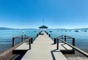 McKinney Shores HOA Pier on Lake Tahoe