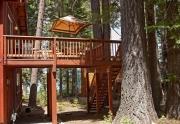 Lake Tahoe Real Estate | 6070 Quail Creek Road | Deck