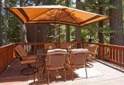 Lake Tahoe Real Estate | 6070 Quail Creek Road | Patio
