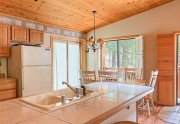 6632 Pine Street | Tahoe West Shore Real Estate | Kitchen