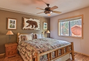 6632 Pine Street | Lake Tahoe Real Estate | Master Bedroom
