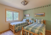 6632 Pine Street | Lake Tahoe Home for Sale | Guest Bedroom