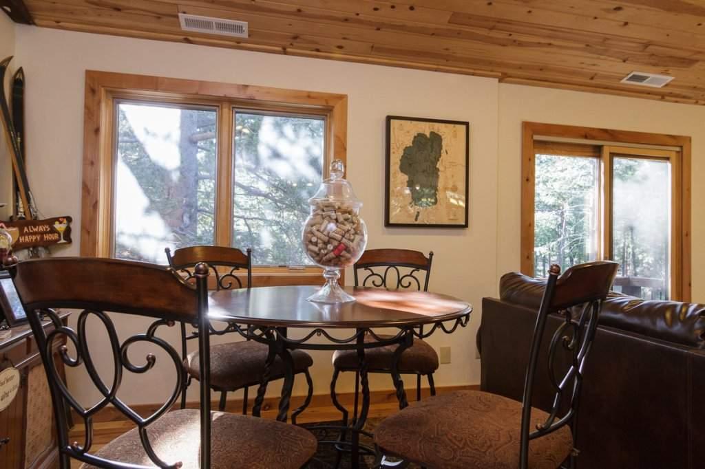 7001 Hilo Avenue | Wine Bar | Lake Tahoe Luxury Real Estate