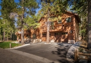 7001 Hilo Avenue | Exterior of Home | Lake Tahoe Real Estate
